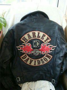 Harley Davidson, Dj, Denim Jackets, Label, Fashion, Clothing, Moda, Fashion Styles, Jean Jackets