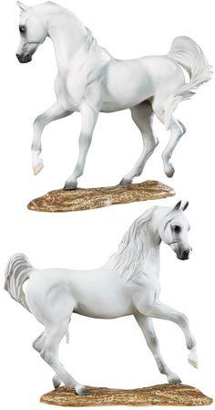 #Breyer Breeds of the World Arabian (#Resin) - New for 2012!