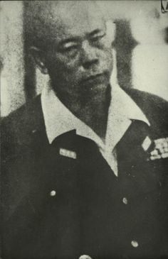 """General Yamashita Tomoyuki (November 8, 1885 – February 23, 1946), Commander of the Japanese Imperial Army. He was most famous for conquering the British colonies of Malaya and Singapore, earning the nickname """"The Tiger of Malaya"""". After the Japanese surrendered, he was tried in Manila for war crimes. On 23 February 1946, at Los Baños, Laguna Prison Camp, 30 miles (48 km) south of Manila, Yamashita was hanged. Text from http://sg.sg/GGYm97 and Wikipedia http://bit.ly/GH633T)"""