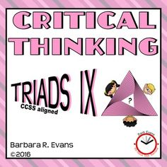 6 critical thinking challenges