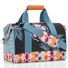 Bolsa Viajar M Edición Especial Flores Reisenthel http://www.tutunca.es/bolsa-viajar-m-edicion-especial-flores-reisenthel