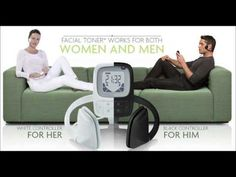 Facial Toner Device for Men and Women to Rejuvinate your Face!