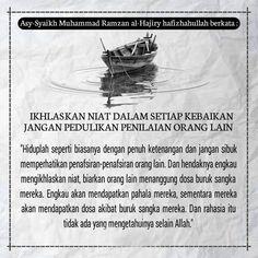Follow @NasihatSahabatCom http://nasihatsahabat.com #nasihatsahabat #mutiarasunnah #motivasiIslami #petuahulama #hadist #hadits #nasihatulama #fatwaulama #akhlak #akhlaq #sunnah #aqidah #akidah #salafiyah #Muslimah #adabIslami #ManhajSalaf #Alhaq #dakwahsunnah #Islam #ahlussunnah #tauhid #dakwahtauhid #Alquran #kajiansunnah #salafy #Kajiansalaf #ikhlaskanniat #janganpedulipenilaianoranglain #ridhamanusia #ridhaAllah #rida #ridho #buruksangka #adabakhlak #akhlakburuk #dosaakibatburuksangka