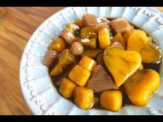 此視訊關於九份芋圓地瓜圓 用樹薯粉口感最好,愈冷不容易硬化,不建議用太白粉,地瓜粉.變涼就硬了口感不好. 完整版做法影音就在~https://goo.gl/9rtPgV 部落格:http://goo.gl/2m7QqR 更多免費影音食譜歡迎加入粉絲專頁「夢幻廚房在我家Dream Chef Home」~https:...