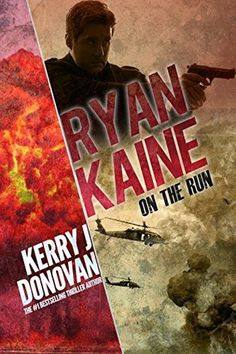 Another month and another great round of titles! Here is the final choice of 2017. From the pen of Kerry J Donovan, Ryan Kaine: On the Run, is a powerful, action-packed novel set against the backdr…