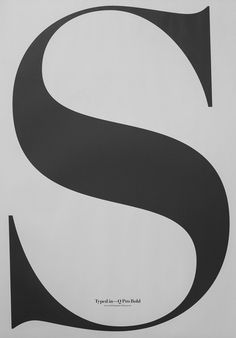 NEW! Playtype – S – In love with Typo 5