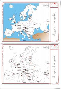 Capitales de Europa (Librairie-interactive.com)