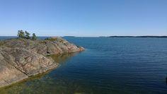 Archipelagos - Inkoo, Finland #Finland Archipelago, Homeland, Coast, Photo And Video, World, Water, Trips, Summer, Outdoor