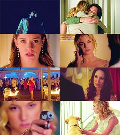 """""""One day you may or may not become Daniel's wife but i will always be his mother.""""» Revenge 1.15 - """"Chaos"""""""