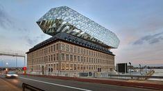 Het nieuwe Havenhuis in Antwerpen: een ode aan Zaha Hadid