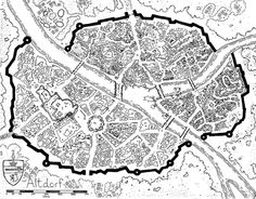 Map of Altdorf