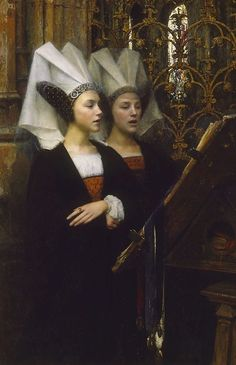 belaquadros:    1913 Edgard Maxence (French, 1871-1954) ~ The Book of Peace