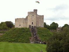 Cardiff Castle / Castell Caerdydd en Cardiff, Cardiff