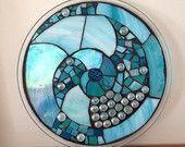 Ocean Swirl- by Michelle Girard