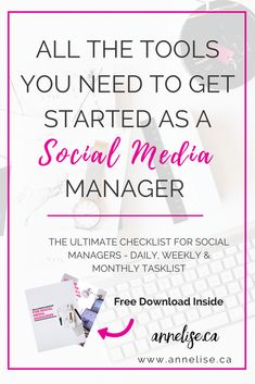 Get the full package for your social media management business