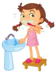 How to brush your teeth the right way! How to brush your teeth the right way! Brush Teeth Clipart, Brush My Teeth, Clips, Dental Health, Health Care, Kids Education, Pre School, Teaching Kids, Kids Playing