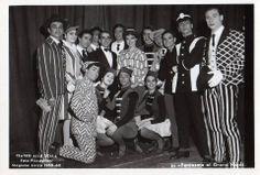 Teatro alla Scala 1959-con il Maestro Leonida Massine: Vittorio Biagi,Amedeo Amodio,...
