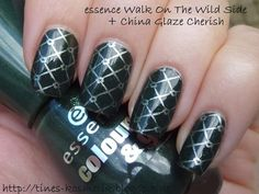 essence Walk On The Wild Side Stamping