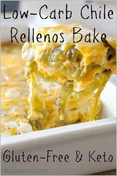 Low Carb Hatch Chile Relleno Bake is gluten free and keto friendly. Low Carb Hatch Chile Relleno Bake is gluten free and keto friendly. Ketogenic Recipes, Low Carb Recipes, Diet Recipes, Vegetarian Recipes, Cooking Recipes, Healthy Recipes, Ketogenic Diet, Chicken Recipes, Healthy Chicken