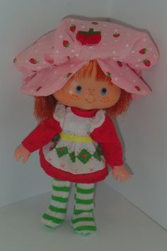41 x Vintage Toy Strawberry Shortcake Dolls by CuteFluffCollection