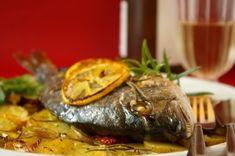 Orata Al Forno Baked Sea Bream With Potatoes) Recipe - Food.com