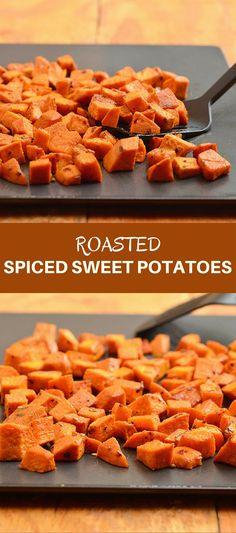 Roasted spiced sweet