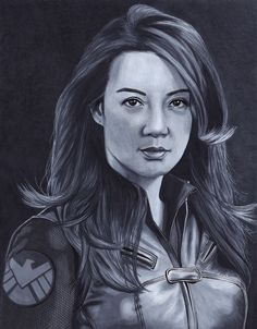 Ming Na Wen as Agent May from Agents of S.H.I.E.L.D.