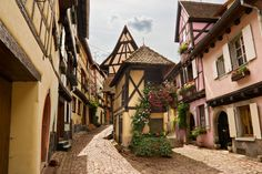 圧倒的にメルヘン!フランスの「最も美しい村」に加盟されている村4選 | RETRIP