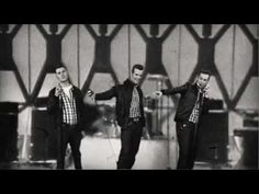 The Baseballs - Umbrella (New Video) - They transpose current music of today into a 1950's style