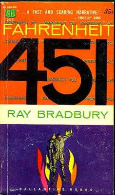 the frightening future farenheit 451 Award-winning author, ray bradbury, crafts a thrilling novel depicting a frightening near-future world fahrenheit 451 is a chilling story of protagonist guy montag's struggle to courageously rebel against censorship in a futuristic american city.