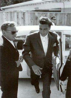 Elvis Presley in Florida 1961