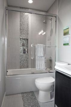 18 Functional Ideas For Decorating Small Bathroom In A Best Possible Way #smallbathroomideas #smallbathroomremodel #smallbathroom