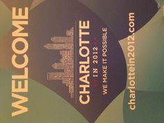 Welcome to Charlotte!