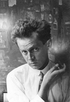 Egon Schiele, Artists often resemble their paintings and Schiele definitely does,