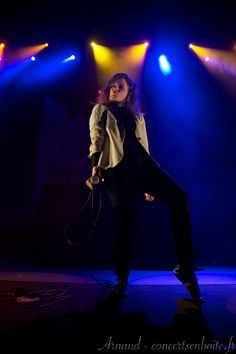 Style crush: Christine and the Queens. Thea Queen, Vanity Fair, Christine And The Queens, Meghan Trainor, Love Her Style, My People, Concert, Photos, The Incredibles