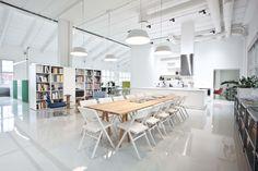 Pentagon Design's new office
