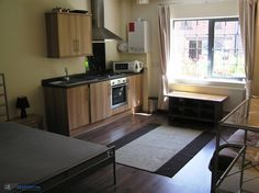 Studio apartment in Cutlery Works, S3!