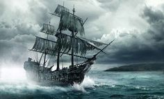 navios piratas fantasmas - Pesquisa Google