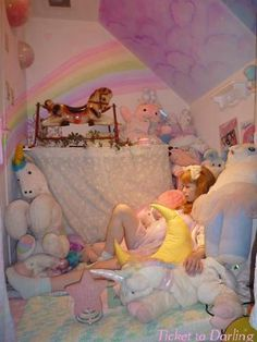 Spank store with Maga laying Dream Rooms, Dream Bedroom, Girls Bedroom, Bedroom Decor, Bedrooms, Daddy King, Kawaii Bedroom, Pastel Room, Cute Bedroom Ideas