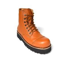 Underground Boots ( Black Master UG High tan )
