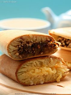 Food is Love: Martabak Manis (Indonesian Style Sweet Thick Pancake)
