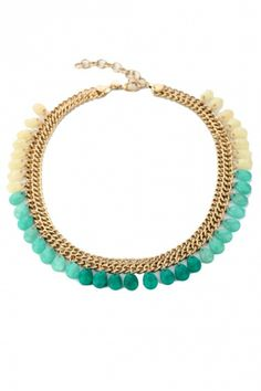 REGISTER ON PERSUNMALL.COM Colorful Natural Stone Necklace