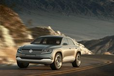 VW Tees Up Another Crossover - or Two - for 2014-'15 | Inside Line