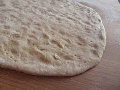 Burp! Recipes: Sourdough Pizza Dough