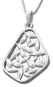High Fashion Pendant (Sterling Silver) $23.99