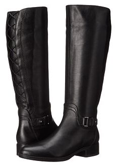 7bb1c8494 geox-d-felicity-15-tall-boots Black Riding Boots