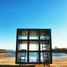「芸術×海×島 最高の組み合わせです。 . #佐久島 #現代アート #おひるねハウス #カコソラ」