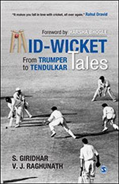 Book: Mid-Wicket Tales: From Trumper To Tendulkar