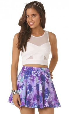 #lucyinthesky.com         #Skirt                    #Skirts #YOU'RE #SKIRT    Skirts > YOU'RE THE ONE SKIRT                                                 http://www.seapai.com/product.aspx?PID=719969