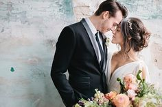Modern + Fresh Industrial South Carolina Wedding captured by Finch and Farrow
